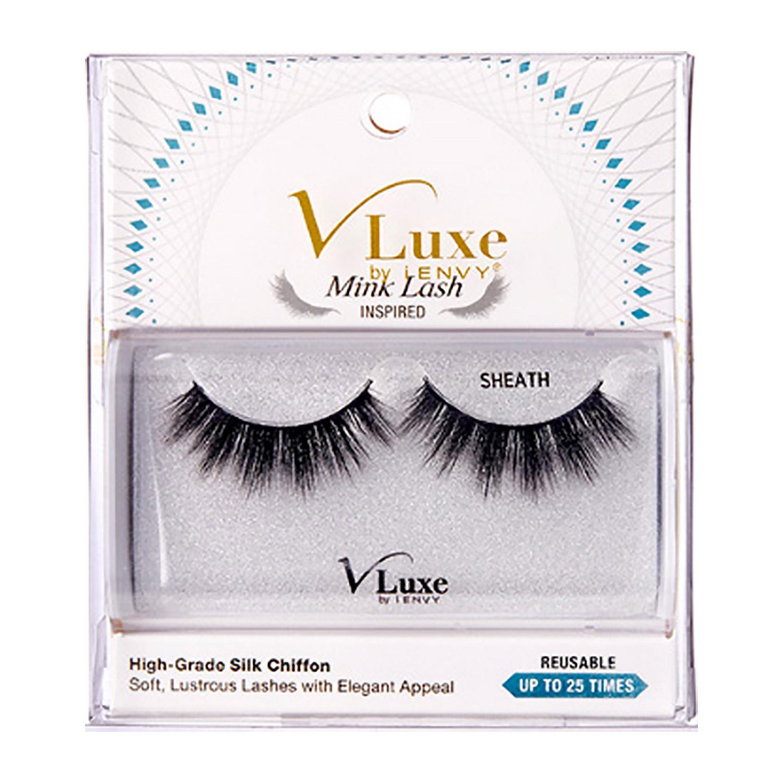 e74342fd66b KISS V-Luxe Silk Chiffon Eyelashes