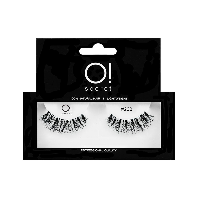 3c090605af4 O Secret Natural Hair Eyelashes