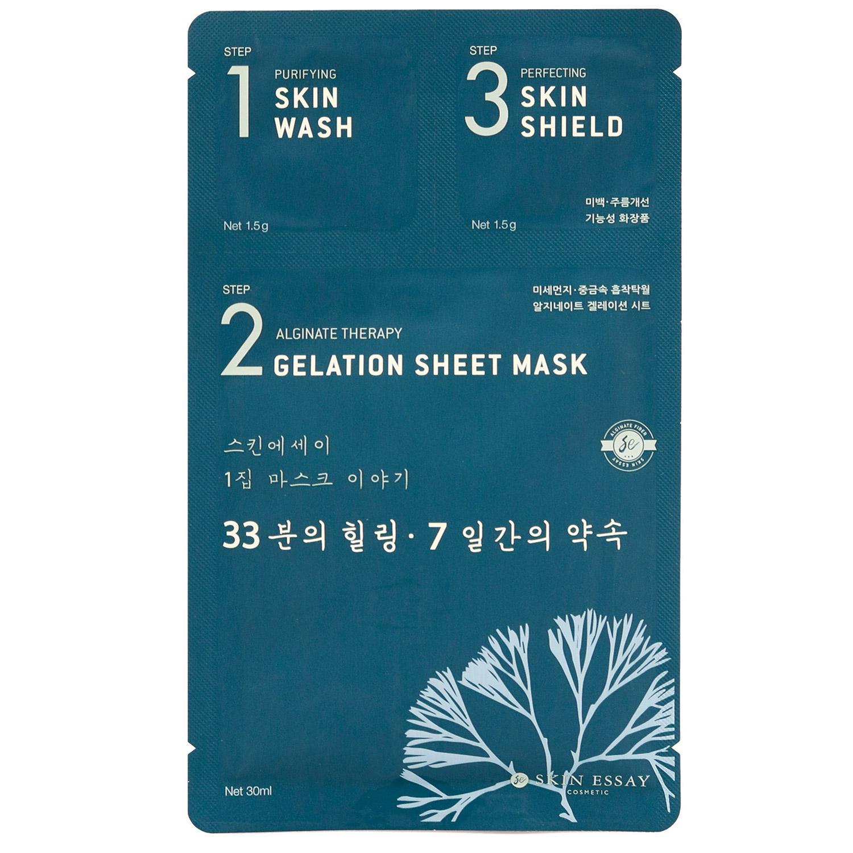 Skincare Ikatehouse Secret Key Nature Recipe Mask Pack Tea Tree 20g 3pcs Color Republic Skin Essay Vol 1 Facial Sheet